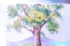 画像10: シェリー カップ&ソーサー Woodland ウッドランド 森林 Richmond (10)