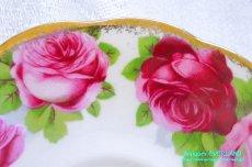 画像16: ロイヤル・アルバート ダブルソーサー Old English Rose オールド イングリッシュ ローズ (16)
