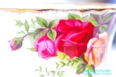 画像11: ロイヤル・アルバート カップ&ソーサー Old Country Roses オールド カントリー ローズ (11)