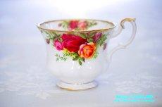 画像3: ロイヤル・アルバート カップ&ソーサー Old Country Roses オールド カントリー ローズ (3)
