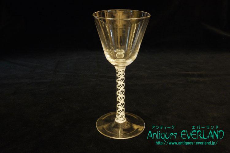 画像1: ヴィクトリアン ツイストステム グラス (1)